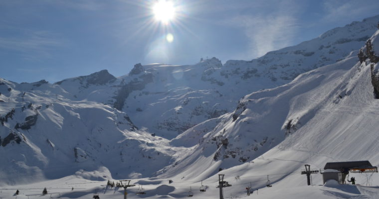 Skiing: Engelberg on a long weekend