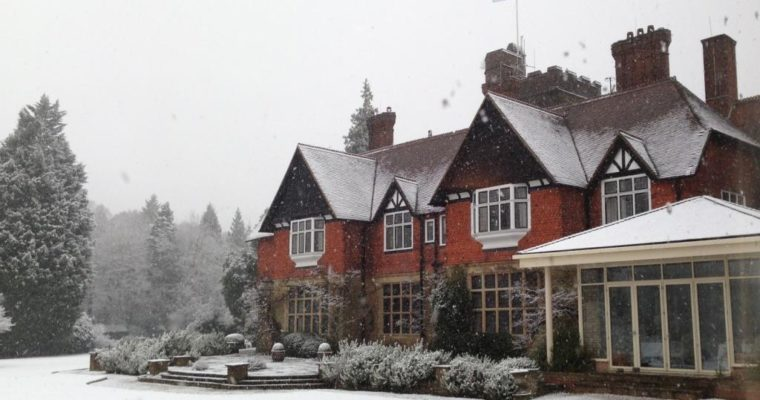 Escape to the country: Grayshott Spa