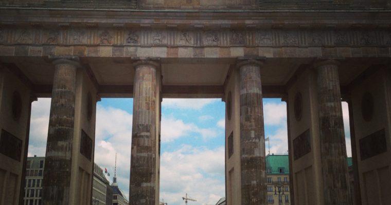 Snapshots of Berlin: Interrailing 2013