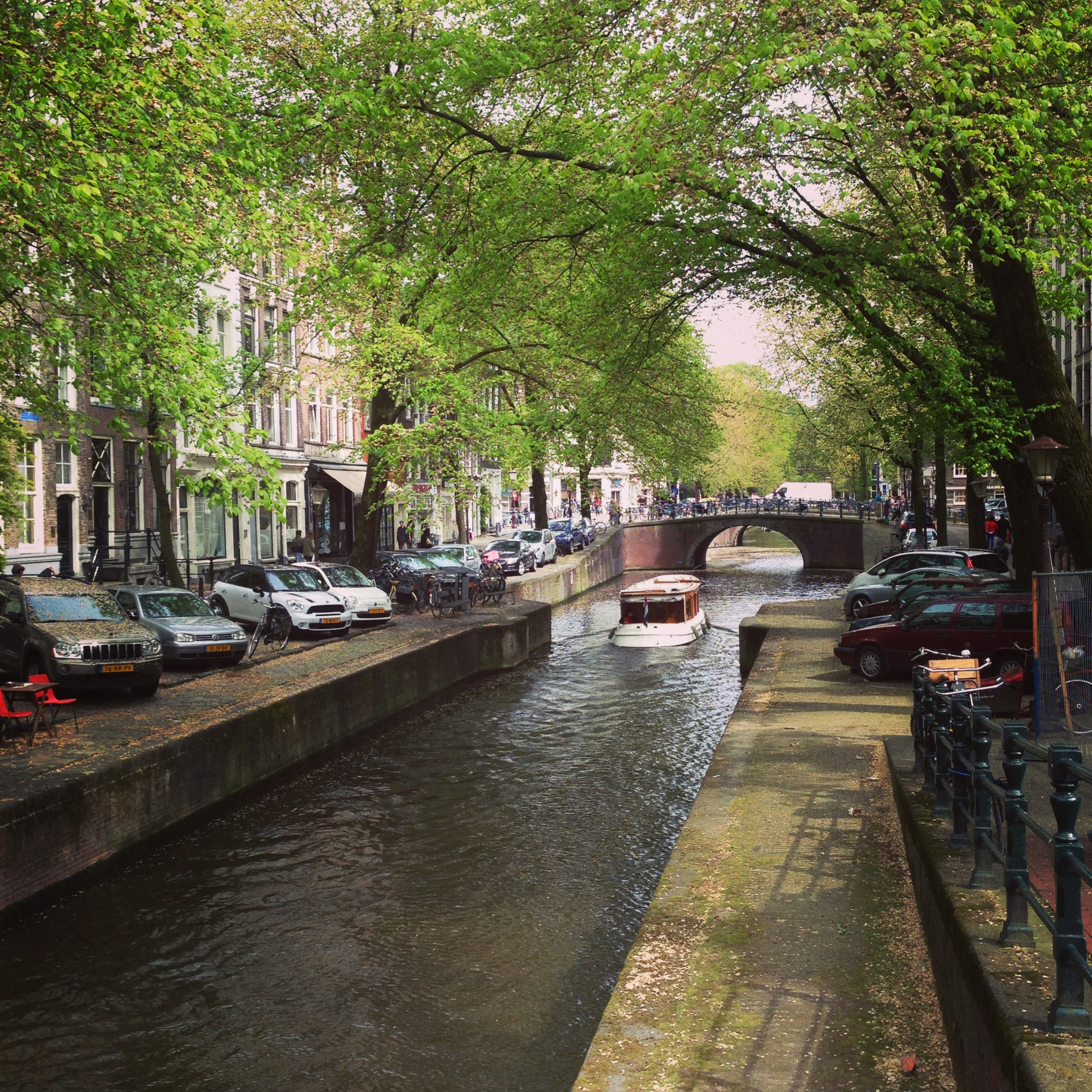 Amsterdam: In pictures