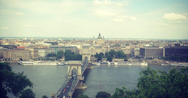 Snapshots of Budapest: Interrailing 2013