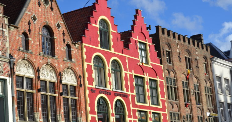 A mini guide to Bruges' best pubs