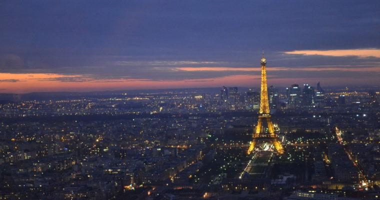 A magical moment in Paris