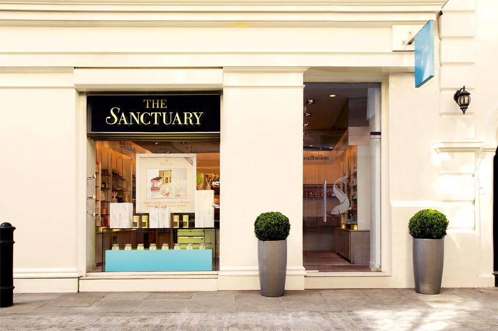 Sunday Spa: The Sanctuary Spa, Covent Garden