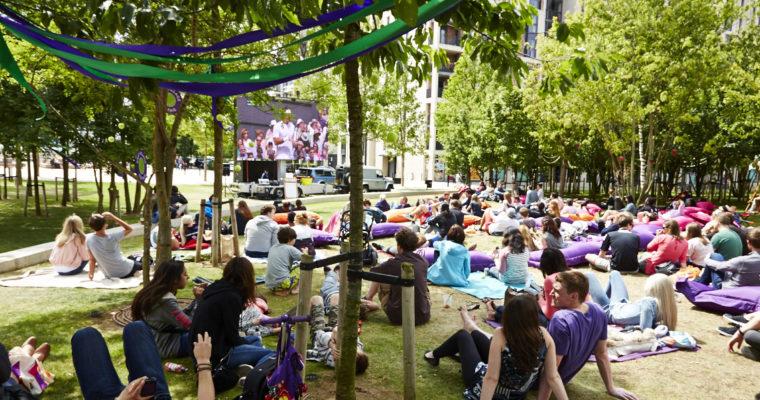 'Ace' alternative places to watch Wimbledon