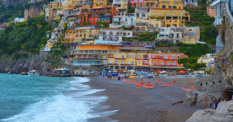 Colours of Sorrento and the Amalfi Coast, Italy
