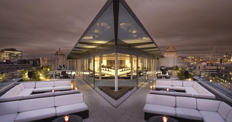 London's best alfresco rooftop bars