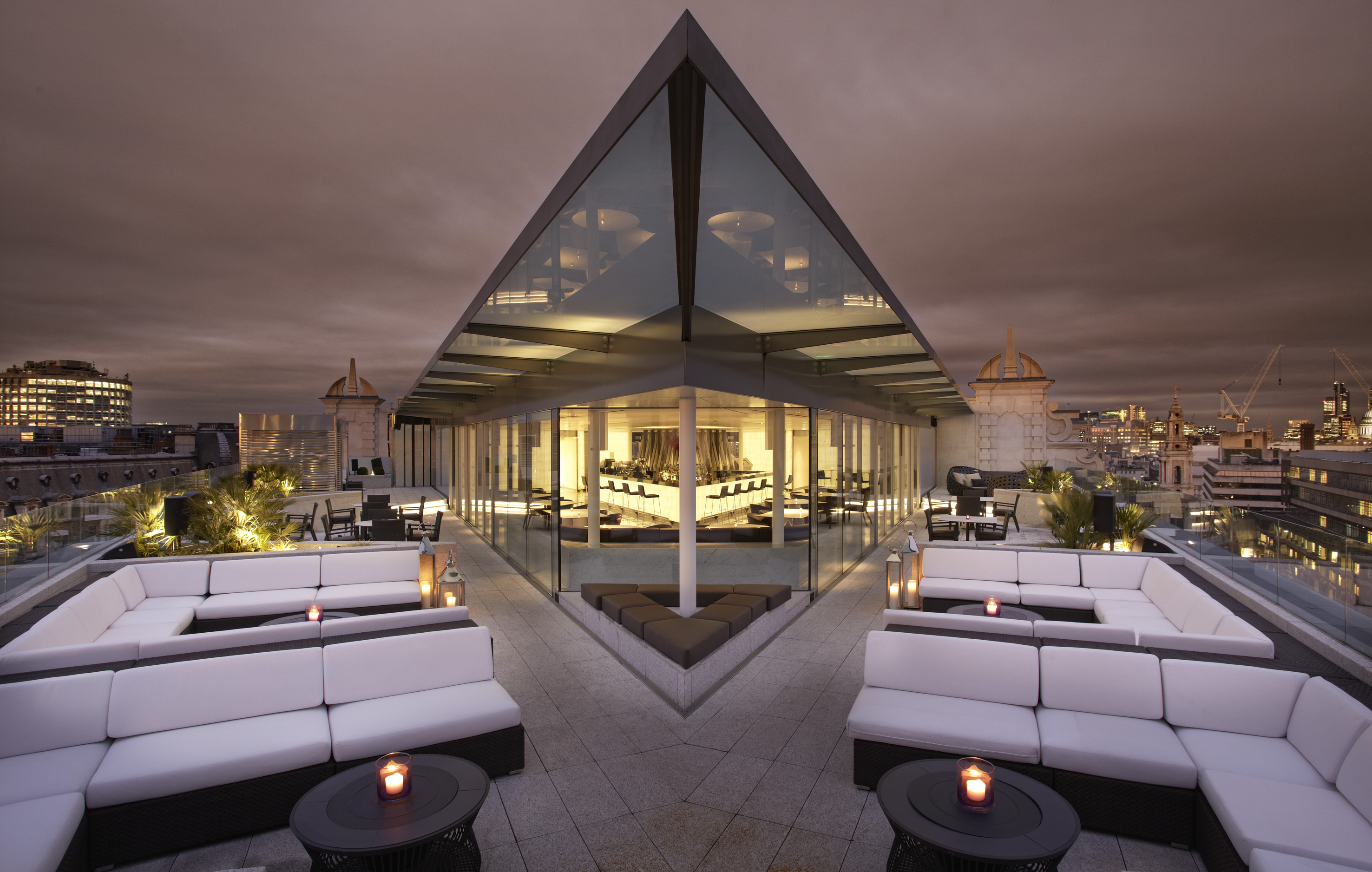 London's best alfresco rooftop bars