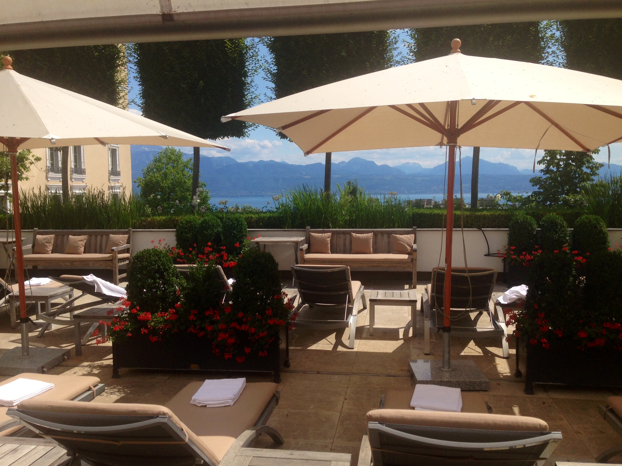 Sunday Spa: Lausanne Palace