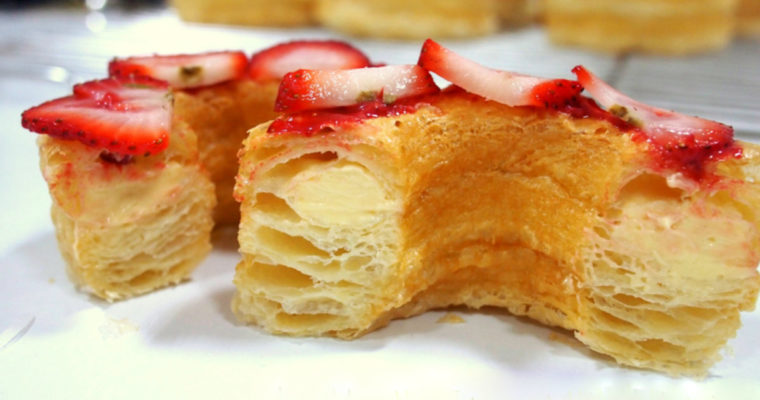 Amazing hybrid pastries – and where to eat them