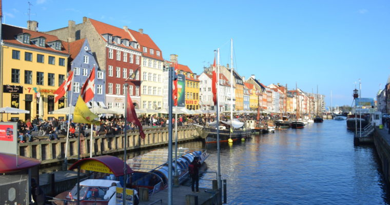9 reasons why Copenhagen is the world's happiest city