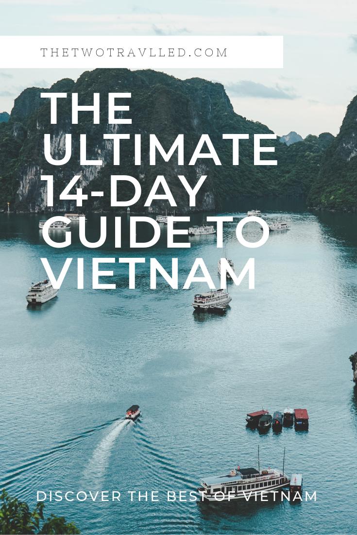 Guide to Vietnam - Pinterest