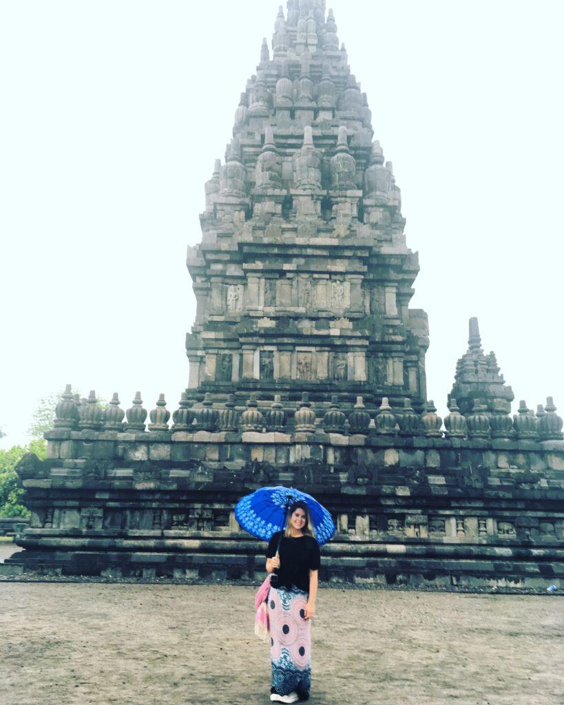 Where to Travel in Indonesia: prambanan-temple-in-yogyakarta-java-island-indonesia