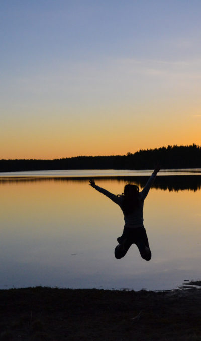 Experiencing Finland's Midnight Sun
