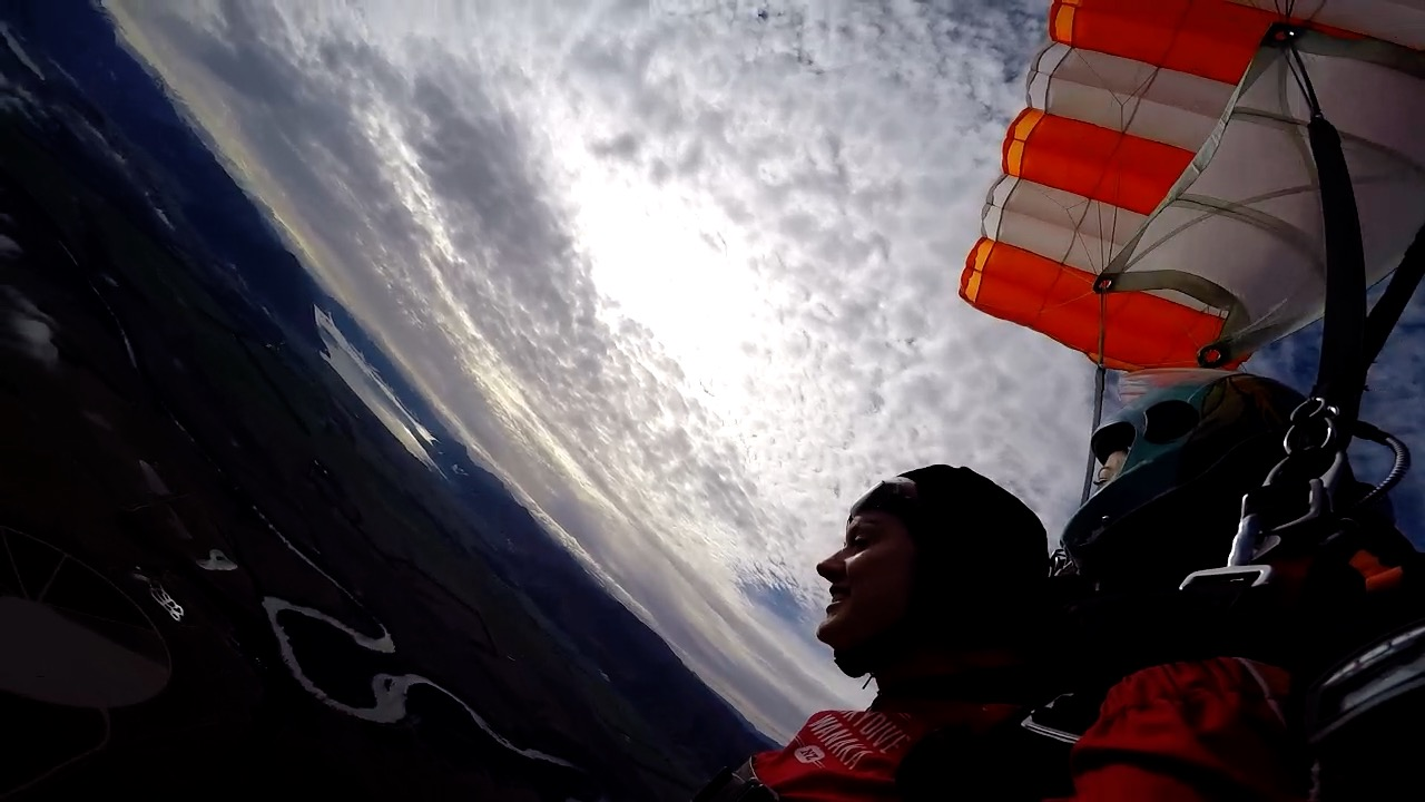 Skydive Lake Wanaka