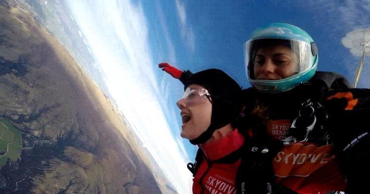 Skydiving over Lake Wanaka: How I Jumped from 15,000ft