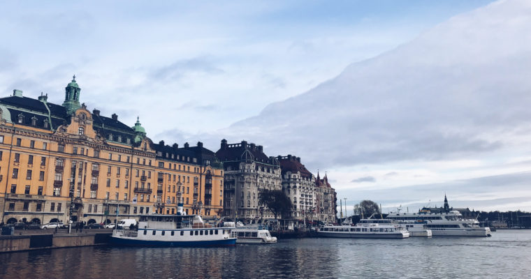 VIDEO & CITY GUIDE: 48 hours in Stockholm