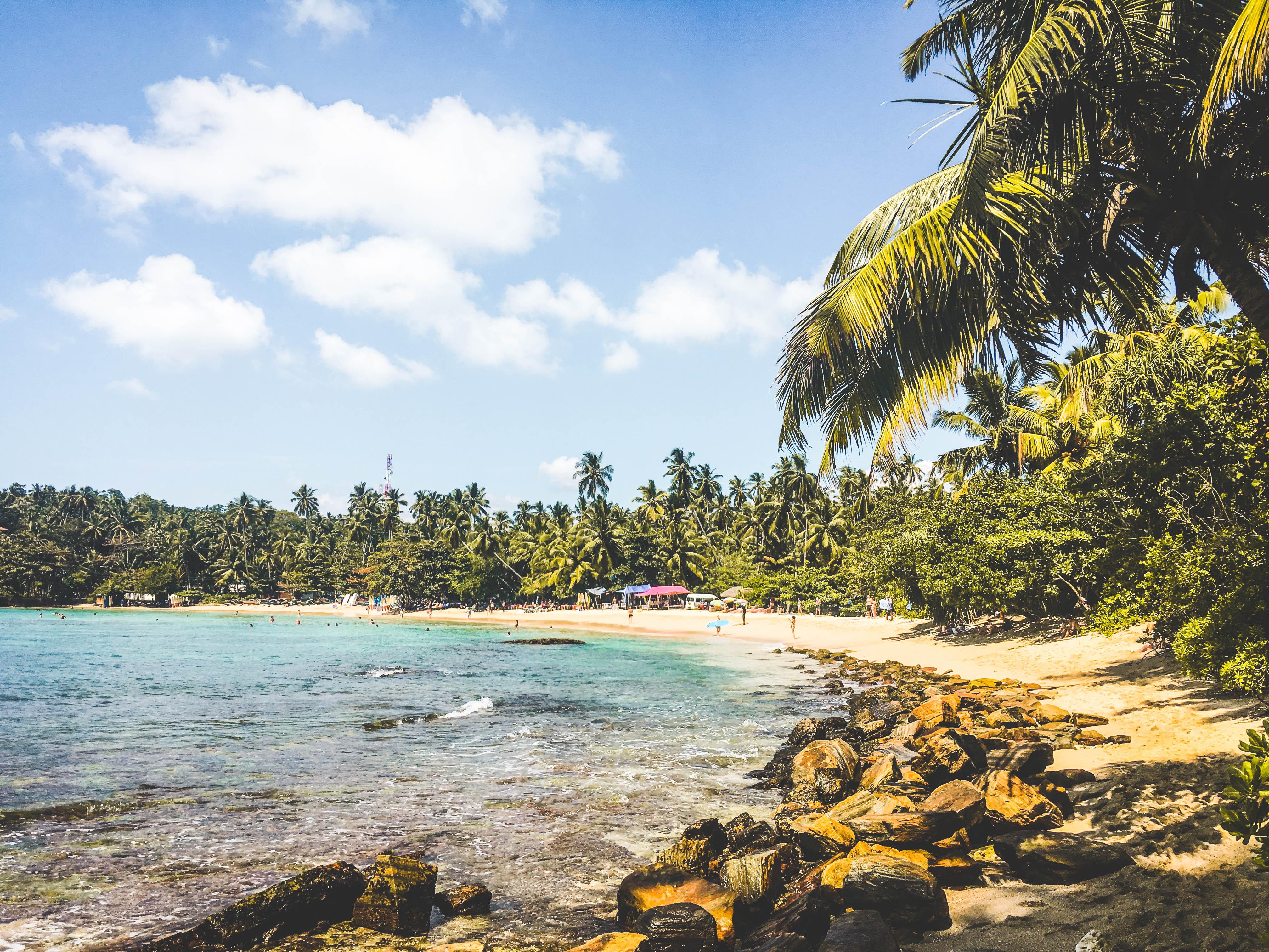 Things to do in Sri Lanka - Hiriketiya Bay c. Sarah Gibbons