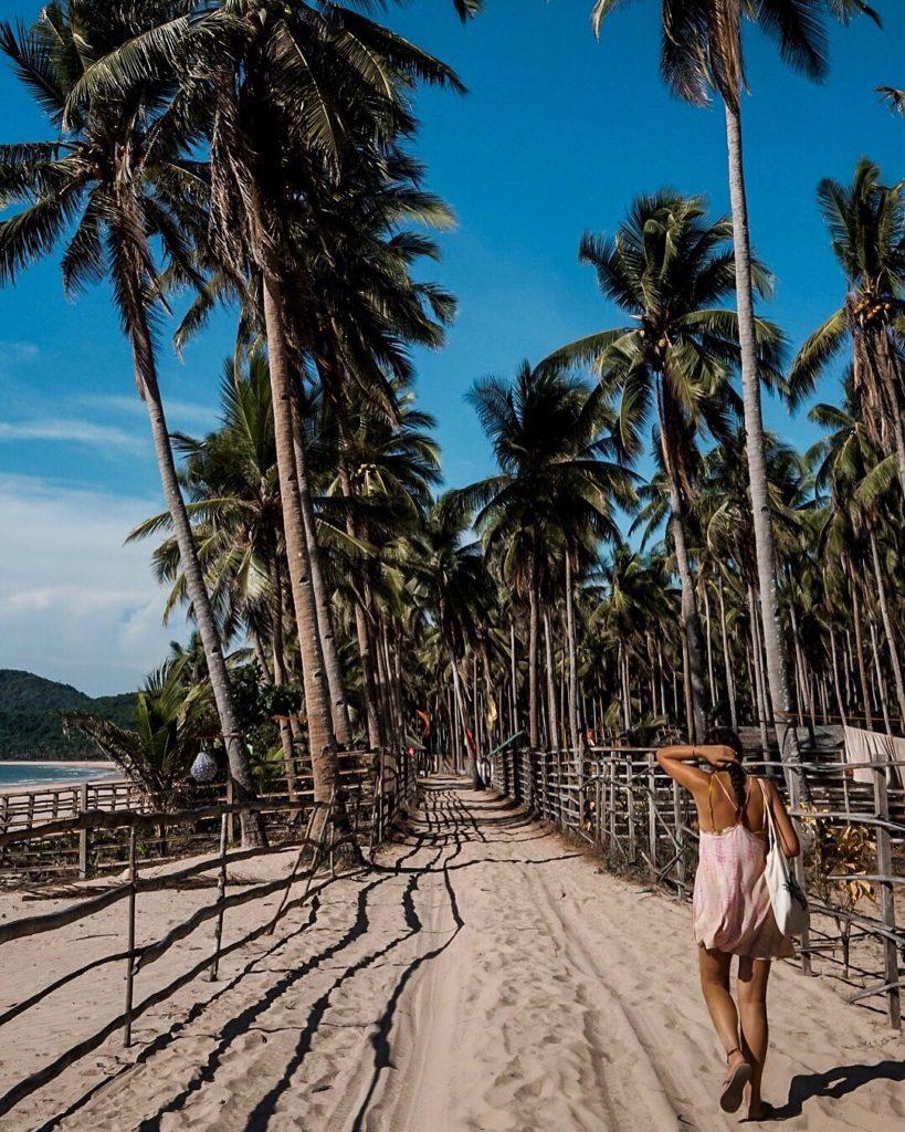 3 week Philippines Itinerary: Nacpan